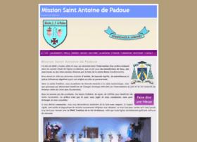 saint-antoine-de-padoue.com