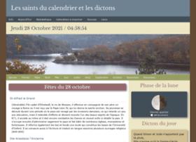 saint-dicton.com