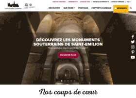saint-emilion-tourisme.com