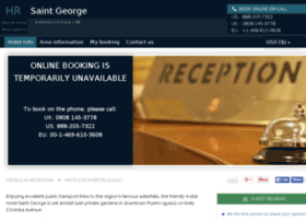 saint-george-iguazu.hotel-rez.com