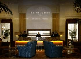 saint-james-paris.com