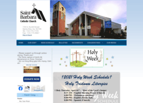 saintbarbarachurch.org