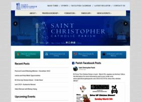 saintchristopherparish.com