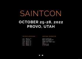 saintcon.org