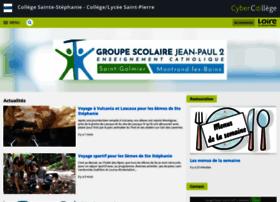 sainte-stephanie.cybercolleges42.fr