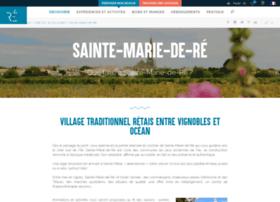 saintemariedere.com