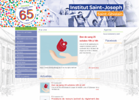 saintjoseph-saintghislain.be