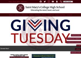saintmaryschs.org