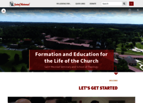 saintmeinrad.edu