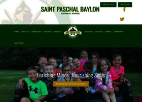 saintpaschal.net
