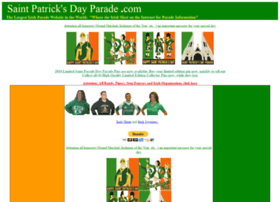 saintpatricksdayparade.com