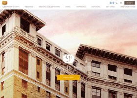 saintpaulhotel.com
