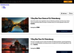 saintpetersburgcitytours.rezgo.com