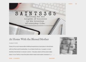 saints365.blogspot.com