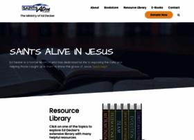 saintsalive.com
