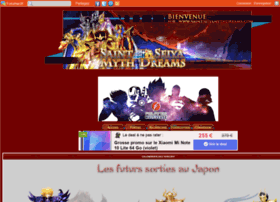 saintseiyamythdreams.com