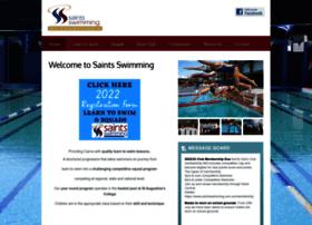 saintsswimming.com.au