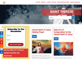 sainttherse.com