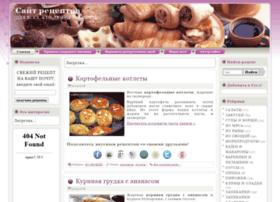 saitreceptow.ru