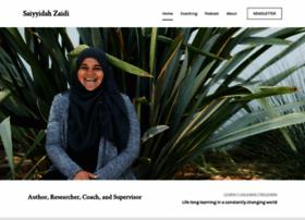 saiyyidah.com