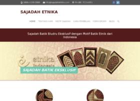 sajadahetnika.com
