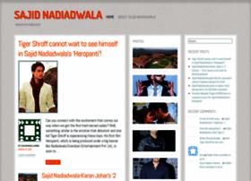 sajidnadiadwala.wordpress.com