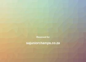 sajuniorchamps.co.za