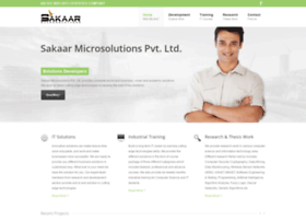 sakaarmicrosolutions.com