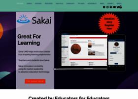 sakaiproject.org