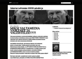 sakarias.vuodatus.net