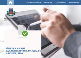 sakartopapirus.ur.gov.lv