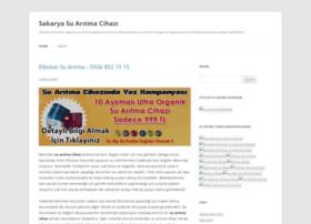 sakaryasuaritmacihazi.wordpress.com