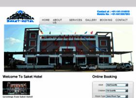 sakethotel.com