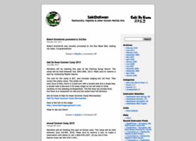 sakidokwan.org