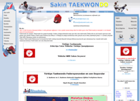 sakintaekwondo.com