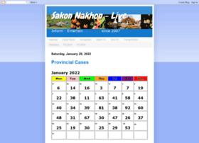 sakonnakhon-live.blogspot.com