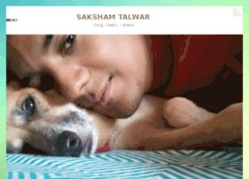 sakshamtalwar.com