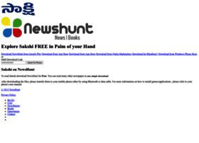 sakshi.newshunt.com