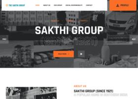 sakthigroup.com