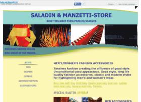saladinandmanzetti-store.com