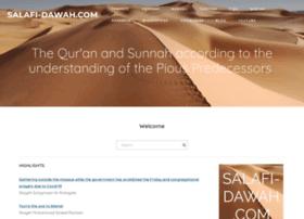 salafi-dawah.com