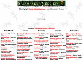 salamandersociety.com