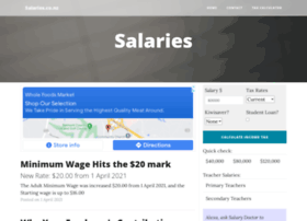 salaries.co.nz