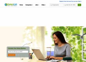 salarylist.com