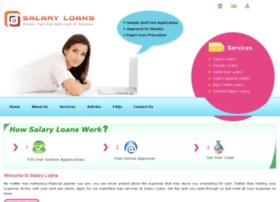 salaryloans.org.uk