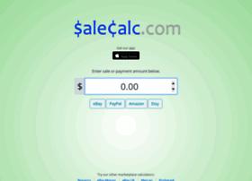 salecalc.com