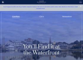 salemwaterfronthotel.com