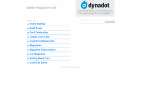 sales-magazine.de