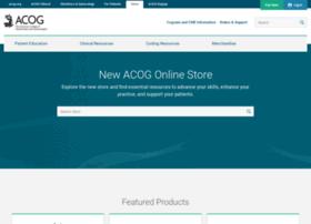 sales.acog.org