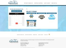 Sales.greekpeak.net